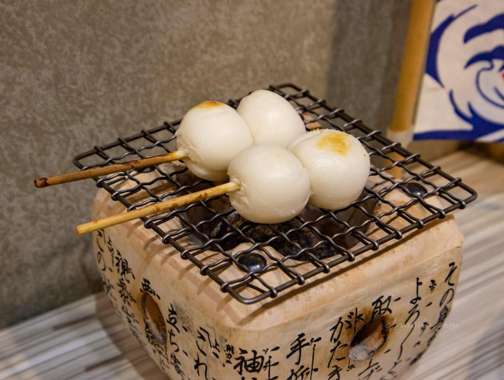 拾飯 日式烤糰子