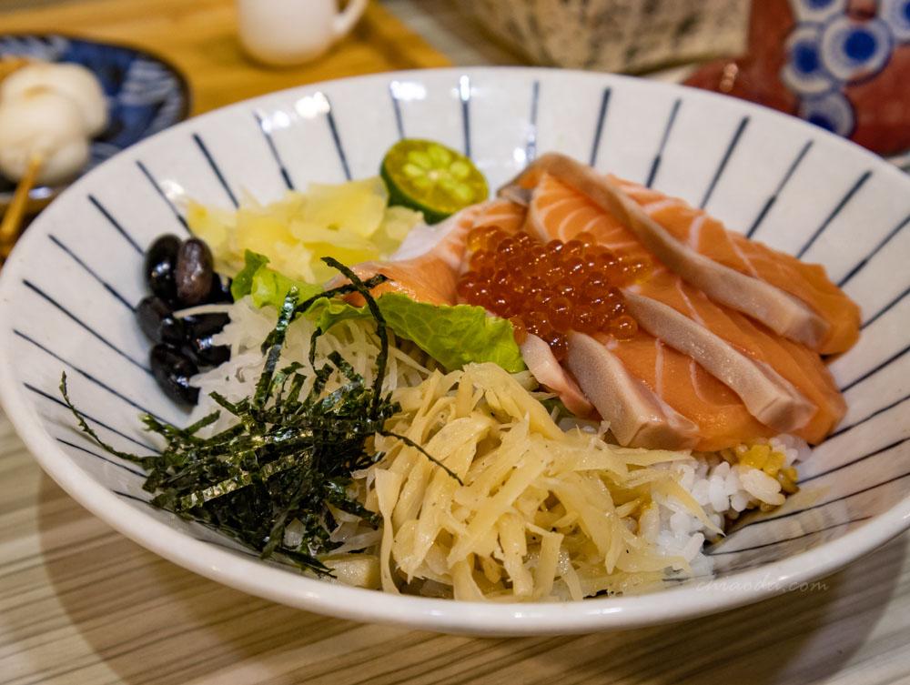 拾飯 鮭魚親子丼