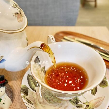 萊姆16手作甜點 紅茶