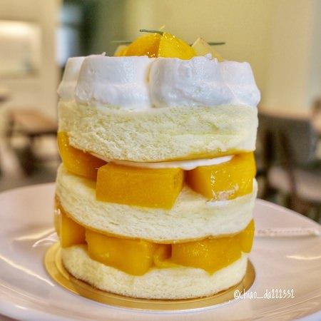 萊姆16手作甜點 芒果小戚風