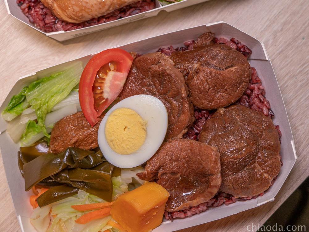 selfree纖活健康餐 慢燉滷牛肉