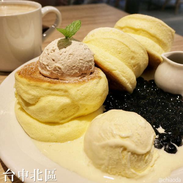 一拳咖啡 中國醫商圈舒芙蕾推薦!外觀跟口感神似日本幸福鬆餅~