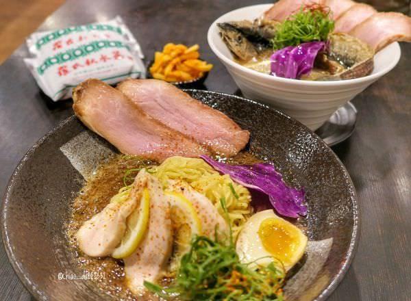 台中中區|麵屋聚 原華美拉麵小店 道地又用心的日式拉麵