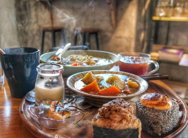 麋谷 屏東恆春鎮上以碾米廠改造文青餐廳 主打特色飯糰餐