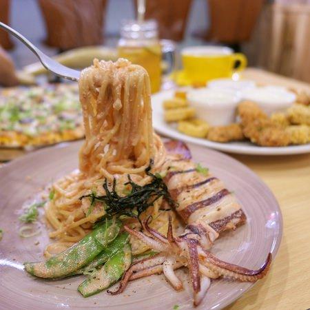 台中西區|弗爾諾廚坊 台中國美館對面的義式餐廳