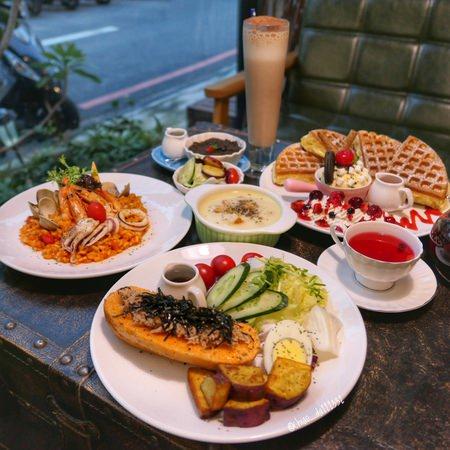 台中西區|午街貳拾 精明商圈內美味義式餐廳