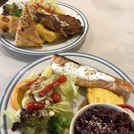 (已歇業)光合作用精緻早午餐|勤美綠園道週邊餐廳 主打健康料理