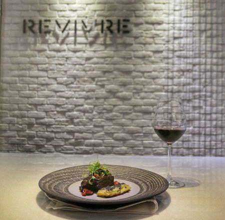台中南屯|Restaurant Revivre 情人節、紀念日餐廳推薦 (2018年底新開幕)