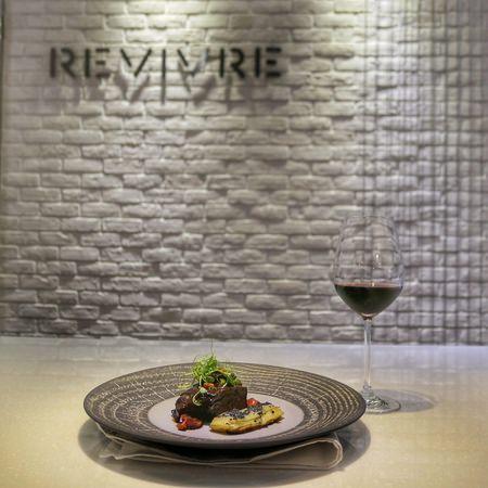 台中南屯 Restaurant Revivre 情人節、紀念日餐廳推薦 (2018年底新開幕)