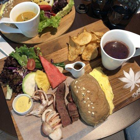 台中西區 | 榙比歐卡Tapioca(已歇業) 國立美術館週邊庭園餐廳 早午餐、創意料理 2018新菜單